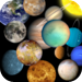 zero Solar System Free planets and moons for iPad