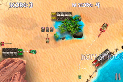 Screenshot Addictive Tanks