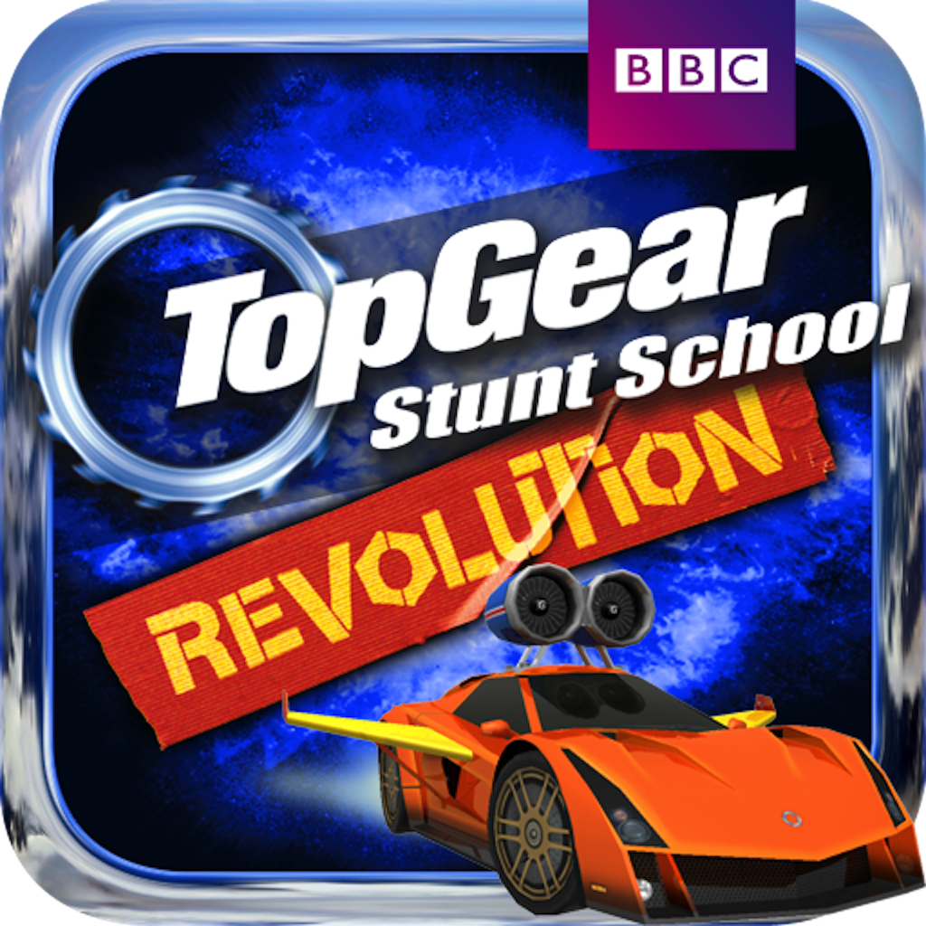 Top Gear: Stunt School Revolution iOS